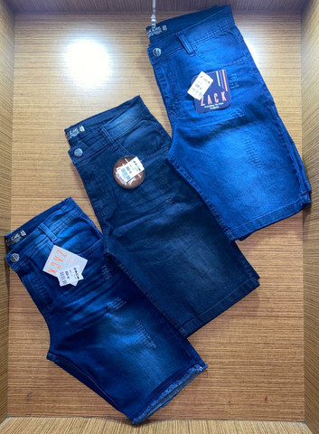 Bermudas Jeans Promocional - Foto 2