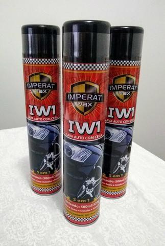 IW1 Lava Auto com Cera Imperat Wax