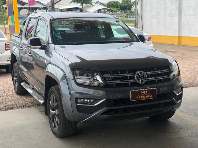 Vw Amarok Highline V6 Diesel 2018/2018 apenas 12.000km - Foto 4