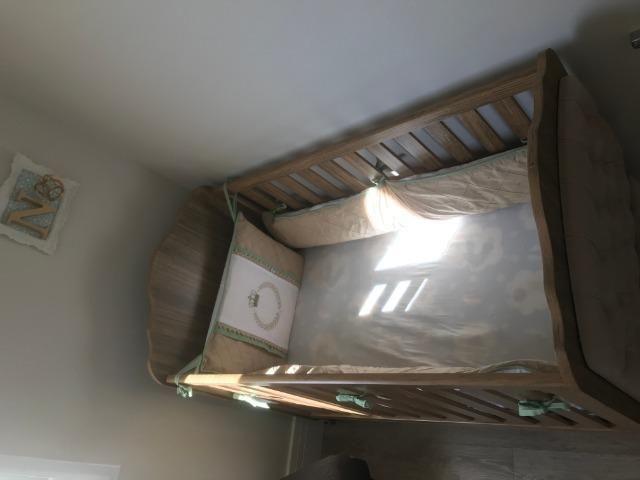 Berço cama impecável - Foto 4