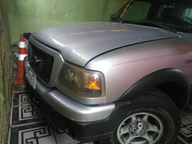Vendo uma Camionete ano 2007 a diesel - Foto 2