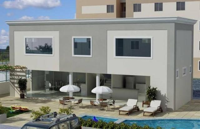 Apartamento Mobiliado 2/4 no Cond. Ilhas de Mediterrâneo em Feira de Santana - Foto 8