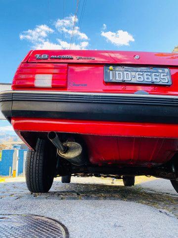 Monza Sl/E de coração placa preta. Extremante original. 1985. Inigualável. Sonho a venda - Foto 19