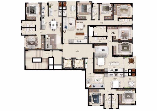 Apartamentos com 02 e 03 dorms, aproximadamente 800m mar!!! Itapema, Morretes - Foto 2