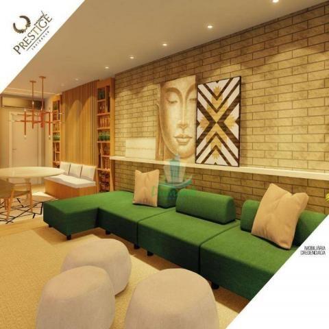 Apartamento com 1 dormitório à venda com 28 m² por R$ 272.832 no Prestige Mercosul Studios - Foto 14