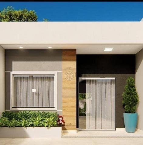 Casa com 2 dormitórios, sendo 1 suíte à venda, 62 m² por R$ 200.000 - Loteamento Comercial - Foto 2