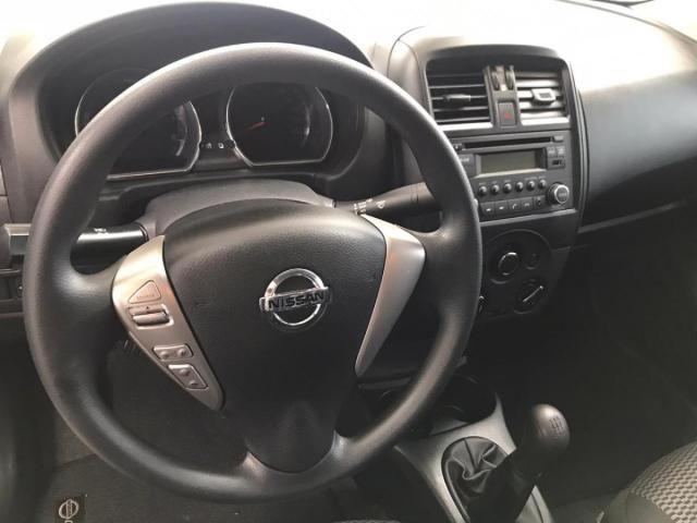 Nissan Versa 1.6 16V S FlexStart (Flex) - Foto 8