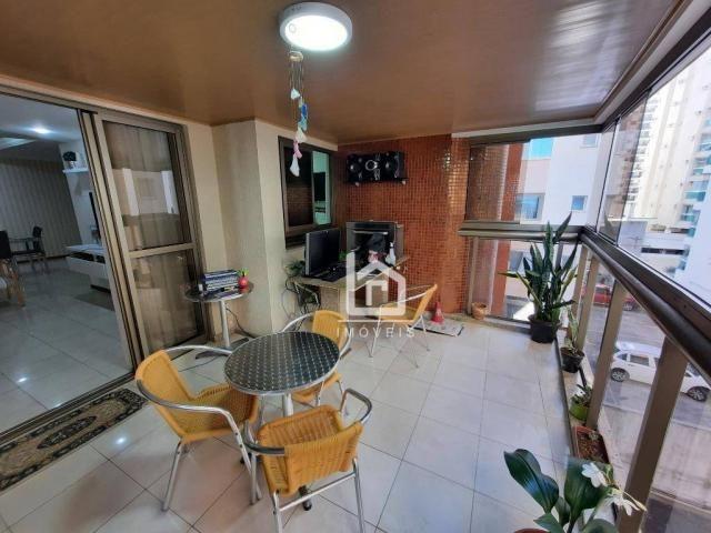 Apartamento com 4 dormitórios à venda, 195 m² por R$ 890.000,00 - Praia de Itapoã - Vila V - Foto 2