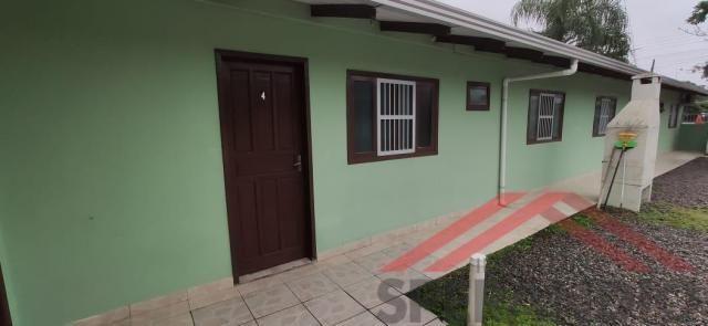 Apartamento p/ locação! Com 02 quartos, na quadra do mar - Balneário Paese