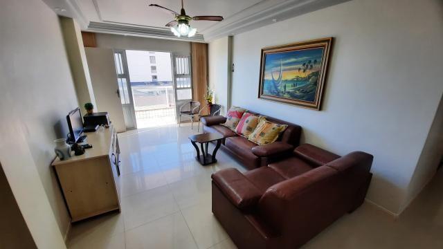 Apartamento no Centro 2 quartos de frente para a Praia das Castanheiras - Foto 2