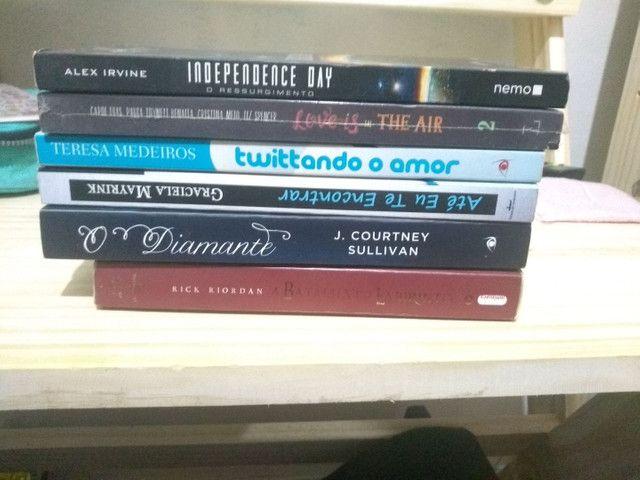 21 livros por R$170,00 - Foto 5