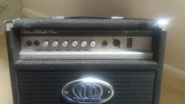 Amplificador Baixo Meteoro Star Black Plus 240 watts - Foto 2