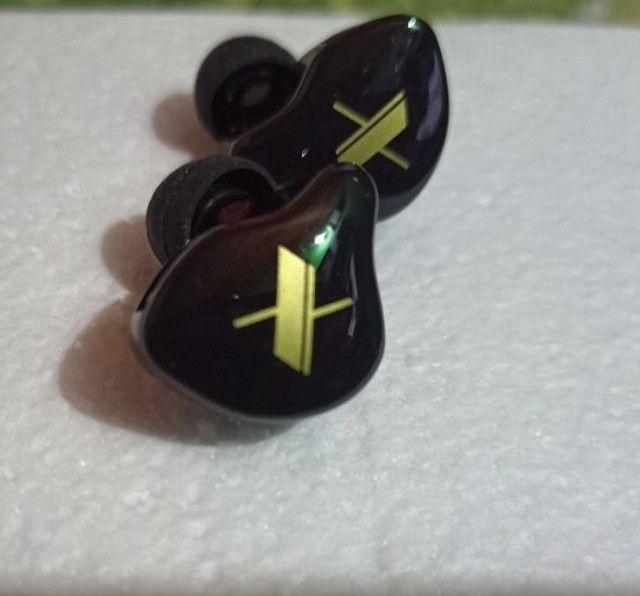 Fone In Ear Kz Edx 1dd Alta Fidelidade. - Foto 2