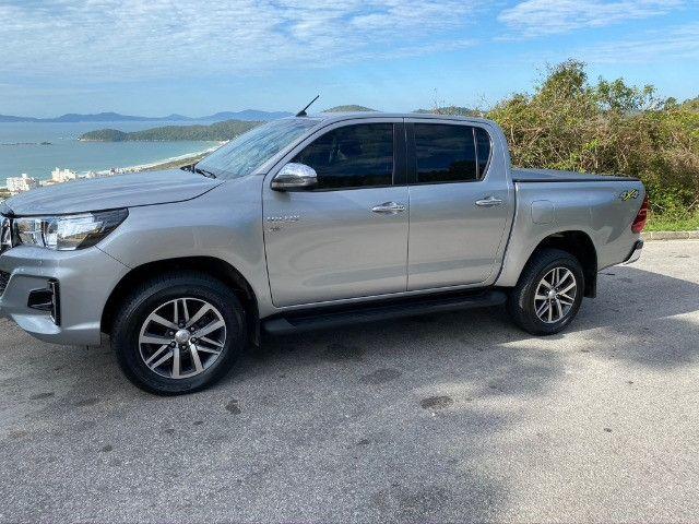 Toyota Hilux SRV Flex 2019 Aut - Foto 6