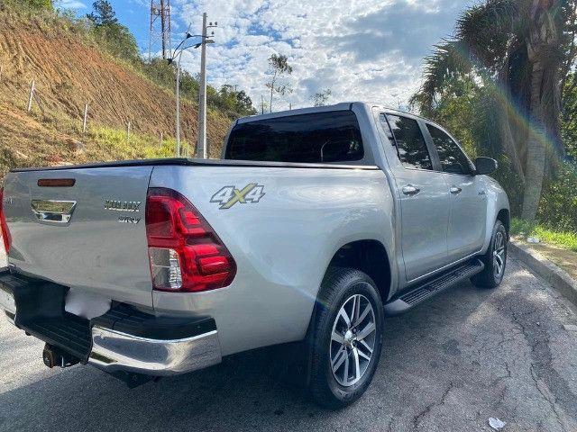 Toyota Hilux SRV Flex 2019 Aut - Foto 7
