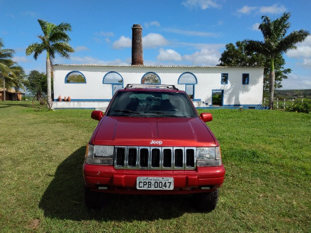 Jeep Gran Cherokee Laredo 98 4x4 gnv. Extra. Toda restaurada - Foto 7