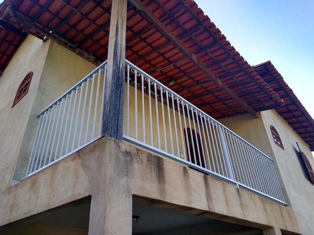 Casa colonial, 3 quartos, suíte, 4 vagas, varanda - Foto 12