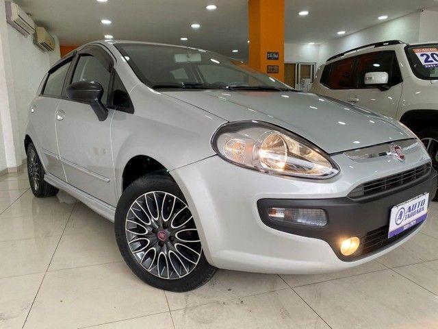 Fiat Punto 1.8 Sporting manual 2013( GNV )
