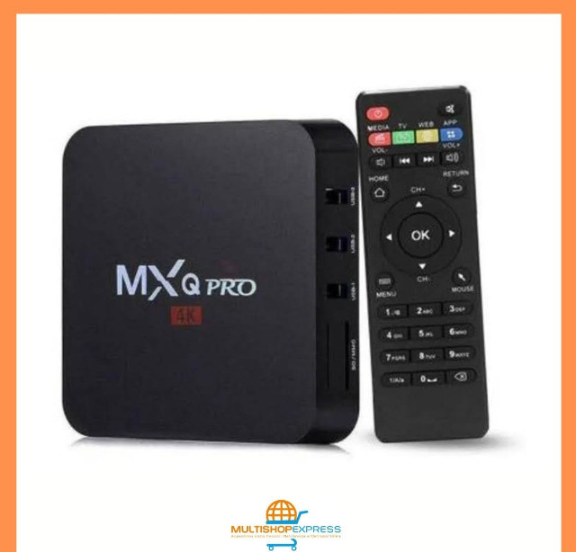 Tv Box Android 4k 64gb - 4gb Ram - Wifi 5g Hdmi Pro - Foto 3