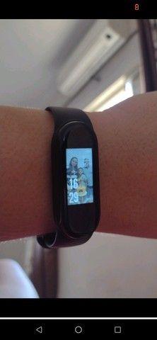 Relógio inteligente m6 smartwatch - Foto 2