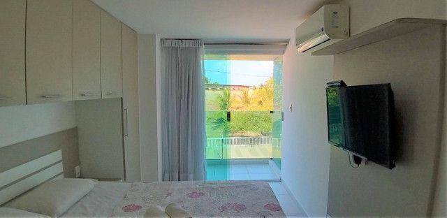 (AP0921) Apartamento beira mar, com 34m², 1 suíte, varanda vista mar - Tambaú - Foto 10