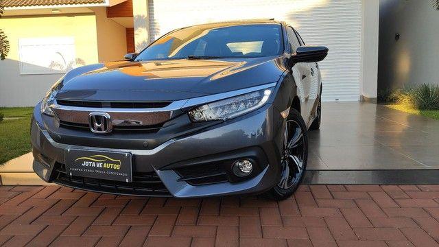 Honda Civic Touring 1.5 Turbo - Foto 2