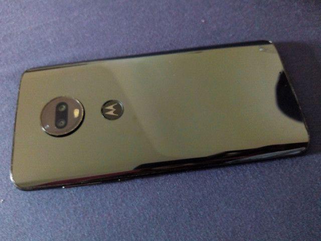 Motorola G7 plus muito conservado - Foto 4
