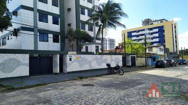 Apartamento à venda, 66 m² por R$ 245.000,00 - Campo Grande - Recife/PE - Foto 3