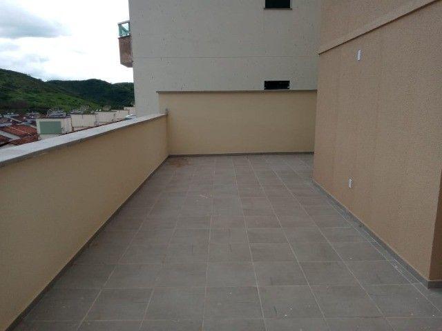 Apê de 2/4 por R$ 280.000 suíte grande área externa em Vivendas da Serra - Foto 16