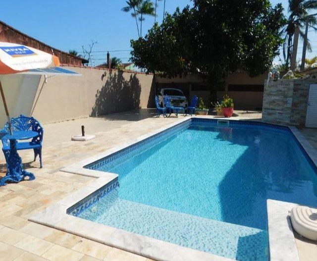 -IR-Casa com piscina Mangueirao -