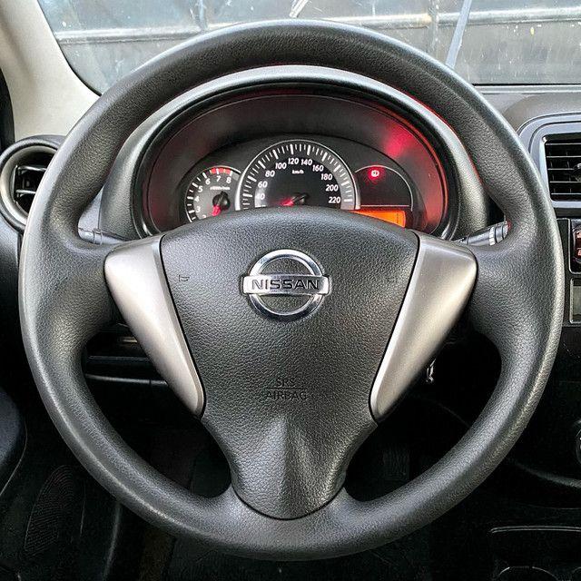 Nissan March S 1.0 Flex, Ano: 2019, Todo Completo (Estado de Okm!!!) - Foto 16