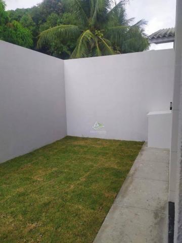 Casa com 2 dormitórios à venda, 71 m² por R$ 189.000,00 - Timbu - Eusébio/CE - Foto 2