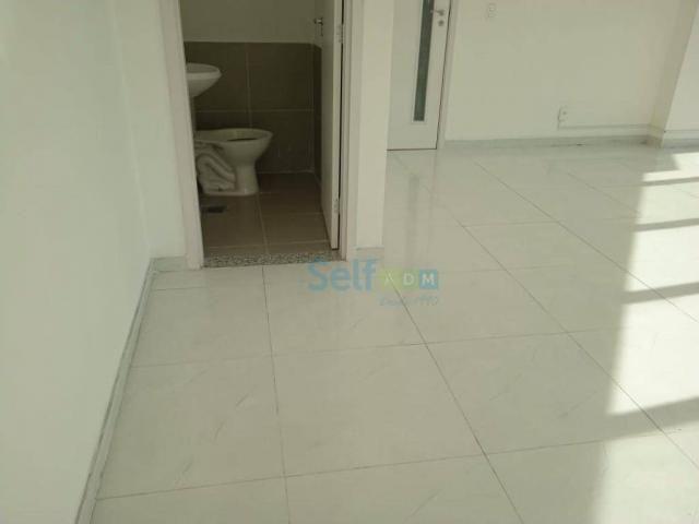 Sala para alugar, 29 m²em Santa Rosa - Niterói/RJ - Foto 5