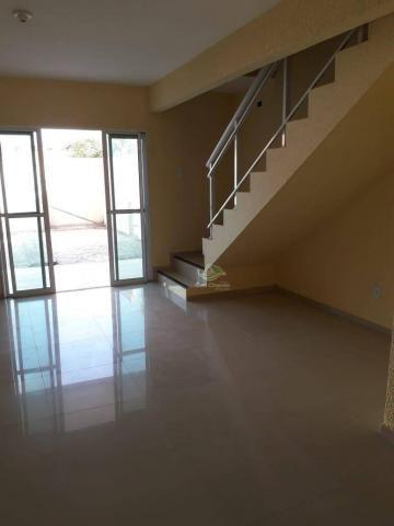 Sobrado à venda, 115 m² por R$ 230.000,00 - Lagoinha - Eusébio/CE - Foto 2