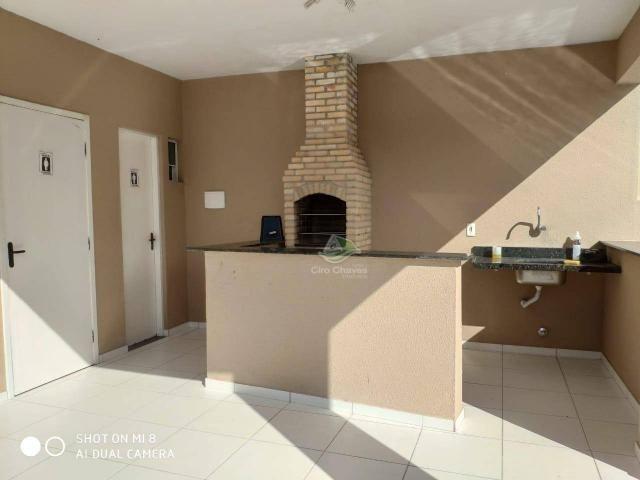Sobrado com 2 dormitórios à venda, 70 m² por R$ 210.000,00 - Tamatanduba - Eusébio/CE - Foto 9