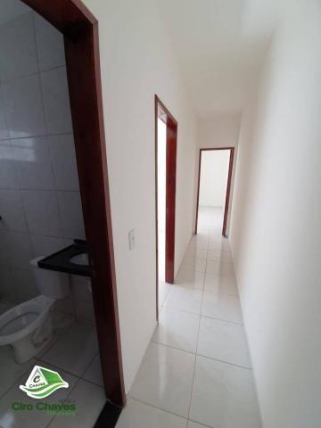 Casa com 2 dormitórios à venda, 81 m² por R$ 140.000,00 - Jabuti - Itaitinga/CE - Foto 7