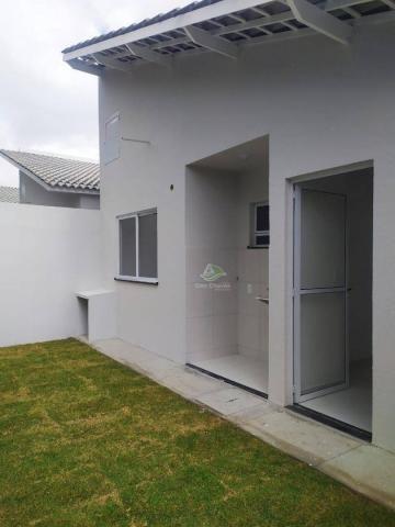 Casa com 2 dormitórios à venda, 71 m² por R$ 189.000,00 - Timbu - Eusébio/CE - Foto 9