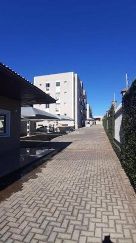 Apartamento com 2 dormitórios à venda, 63 m² por R$ 305.000,00 - Parque Ouro Verde - Foz d - Foto 14