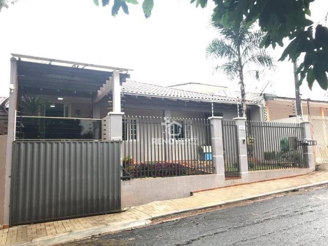 Casa com 3 dormitórios à venda, 167 m² por R$ 580.000 - Conjunto Libra - Foz do Iguaçu/PR - Foto 2