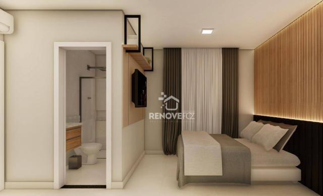 Apartamento com 2 dormitórios à venda, 64 m² - Centro - Foz do Iguaçu/PR - Foto 16
