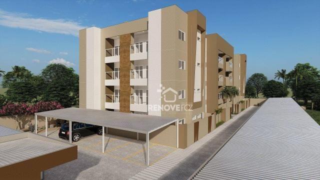 Apartamento com 2 dormitórios à venda, 64 m² - Centro - Foz do Iguaçu/PR - Foto 4