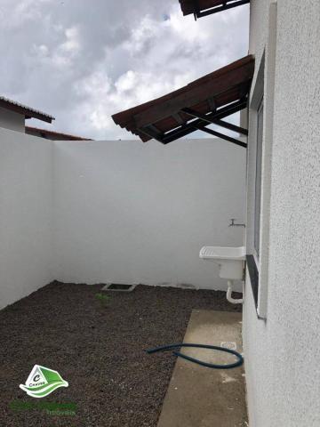 Casa com 2 dormitórios à venda, 80 m² por R$ 135.000 - Bairro: Novo Ancuri - Itaitinga/CE - Foto 8