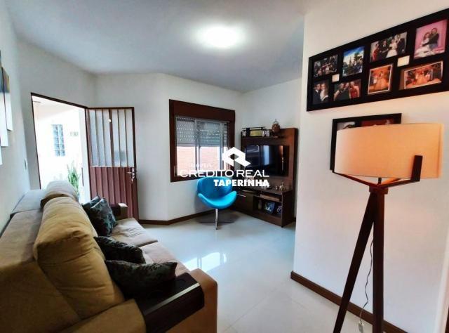 Apartamento à venda com 1 dormitórios em Pinheiro machado, Santa maria cod:100460 - Foto 2