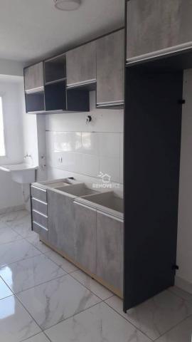 Apartamento com 2 dormitórios à venda, 63 m² por R$ 305.000,00 - Parque Ouro Verde - Foz d - Foto 12