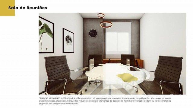 Apartamento para venda tem 73 metros quadrados com 3 quartos em Granja Marileusa - Uberlân - Foto 10
