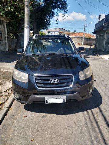 Hyundai Santa Fé 2011 3.5 V6 4x4 Aut Linda - Foto 5