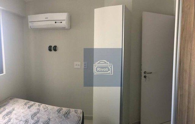Apartamento com 1 dormitório para alugar, 35 m² por R$ 1.900/mês - Boa Viagem - Recife/PE - Foto 7