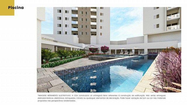 Apartamento para venda tem 73 metros quadrados com 3 quartos em Granja Marileusa - Uberlân - Foto 3