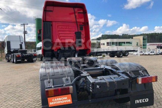 Iveco Hi Way 600S44 6X2, ano 2019/2019 - Foto 10