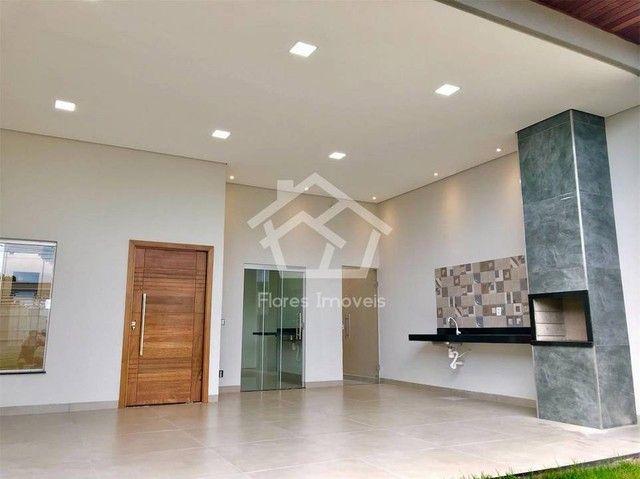 Casa para venda possui 127 metros quadrados com 3 quartos - Foto 4